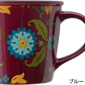 adorno(アドルノ)ホーロー風マグカップ GRACE(グレース)【北欧風食器】ブルーの詳細画像