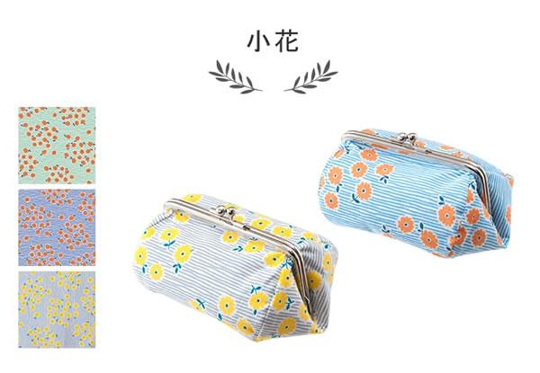 adorno(アドルノ)がま口ポーチ プケット【北欧風雑貨】のカラーバリエーション画像