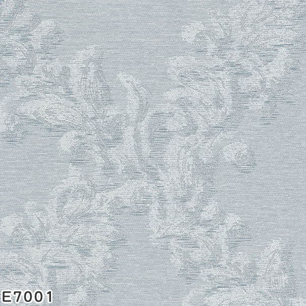 既製カーテン リーフヴァイン 1枚入【北欧インテリア/ウォッシャブル】E7001の詳細画像