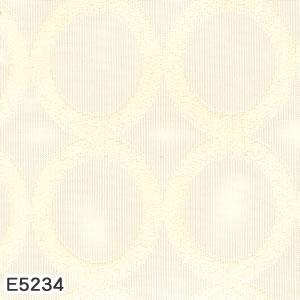 ミラーレースカーテン アイオン 1枚入【北欧インテリア】E5234の詳細画像