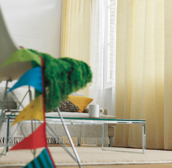 アスワンの既製カーテン BA1333 1枚入【おしゃれ/インテリア】21の展示画像