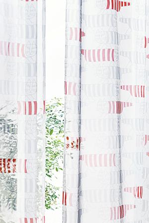 リサ・ラーソン(Lisa Larson)プリントレース マイキー 1枚入【北欧インテリア】95の展示画像