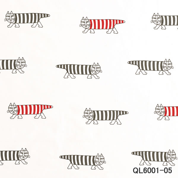 リサ・ラーソン(Lisa Larson)既製カーテン マイキー 1枚入【おしゃれ/北欧インテリア】05の詳細画像