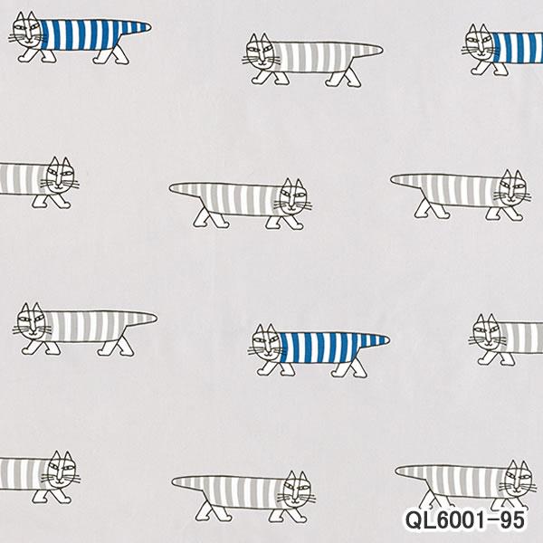 リサ・ラーソン(Lisa Larson)既製カーテン マイキー 1枚入【おしゃれ/北欧インテリア】95の詳細画像