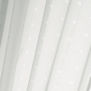 アスワンの北欧風ミラーレースカーテン フレサ 1枚入【UVカット/北欧風カーテン】の使用画像