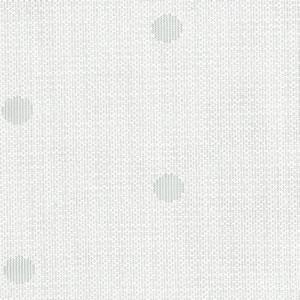 アスワンの北欧風ミラーレースカーテン フレサ 1枚入【UVカット/北欧風カーテン】の生地詳細画像