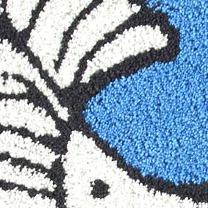リサ・ラーソン(Lisa Larson)玄関マット パンキー 楕円形【おしゃれ/北欧インテリア】45の詳細画像