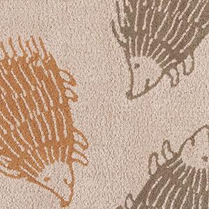 リサ・ラーソン(Lisa Larson)ラグマット ハリネズミ【おしゃれ/北欧インテリア】65の詳細画像