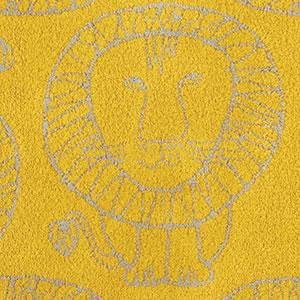 リサ・ラーソン(Lisa Larson)ラグマット ライオン【おしゃれ/北欧インテリア】75の詳細画像