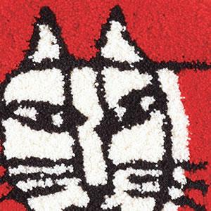 リサ・ラーソン(Lisa Larson)チェアパッド マイキー【おしゃれ/北欧インテリア】15の展示画像