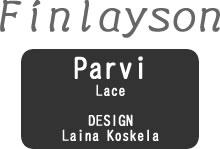 フィンレイソン(Finlayson)ミラーレースカーテン パルヴィのロゴ画像