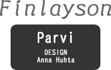 フィンレイソン(Finlayson)パルヴィのロゴ画像
