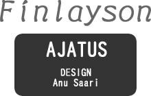 フィンレイソン(Finlayson)ミラーレースカーテン アヤトス(AJATUS)のロゴ画像