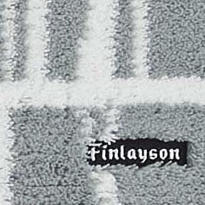 フィンレイソン キッチンマット CORONNA(コロナ)【洗える/北欧インテリア】グレーの詳細画像