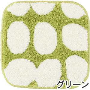 フィンレイソン チェアパッド ポップ(POP)【洗える/北欧インテリア】グリーンの全体画像