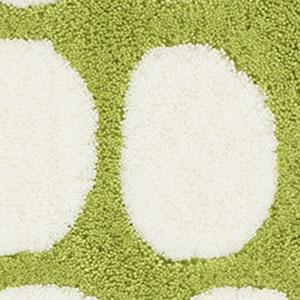 フィンレイソン チェアパッド ポップ(POP)【洗える/北欧インテリア】グリーンの詳細画像
