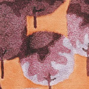 フィンレイソン ラグマット SAARNI(サールニ)【洗える/北欧インテリア】ローズの詳細画像