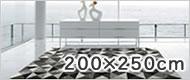 ラグマットの200×250cmサイズ一覧へ