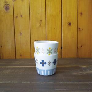 デコレ(DECOLE)LYKKA フリーカップ【北欧風雑貨/食器】のスタッキング画像