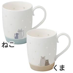 デコレ(DECOLE)星空マグ【猫/キッチン雑貨】のバリエーション画像