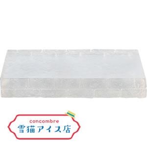 デコレ(DECOLE)コンコンブル 氷ブロック【置物/ディスプレイ】の全体画像