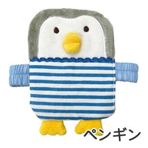 デコレ(DECOLE)プチシャンブル ひんやりランチベルト ペンギンの詳細画像