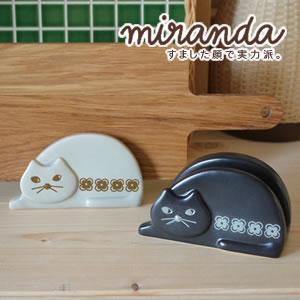 デコレ(DECOLE)miranda まな板スタンド 各色の使用画像