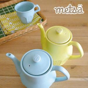 デコレ(DECOLE)metsa ティーポット【北欧風食器】の展示画像