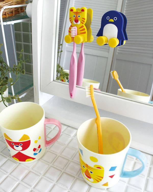 デコレ(DECOLE)ブリックブロック プラマグカップ【お弁当シリーズ】の使用画像