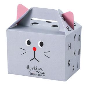 デコレ(DECOLE)ひょっこりマグ【猫/キッチン雑貨】のパッケージ画像
