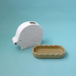 デコレ(DECOLE)潤いマスコット FIKA【加湿器/インテリア雑貨】の展開画像