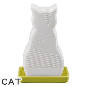 デコレ(DECOLE)カラッとマスコット シルエット CAT【除湿器/インテリア雑貨】の画像