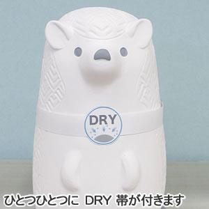 デコレ(DECOLE)カラッとマスコット ごろごろ【除湿器/インテリア雑貨】の詳細画像