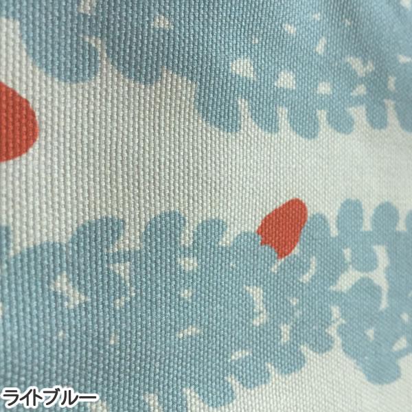ヌノカ(nunoca)トートバッグ アイビー【おしゃれ】ライトブルーの詳細画像