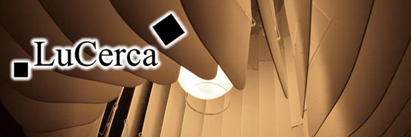 ル・チェルカ(LuCerca)1灯ペンダントライト ワンダ(WANDA)【おしゃれ】