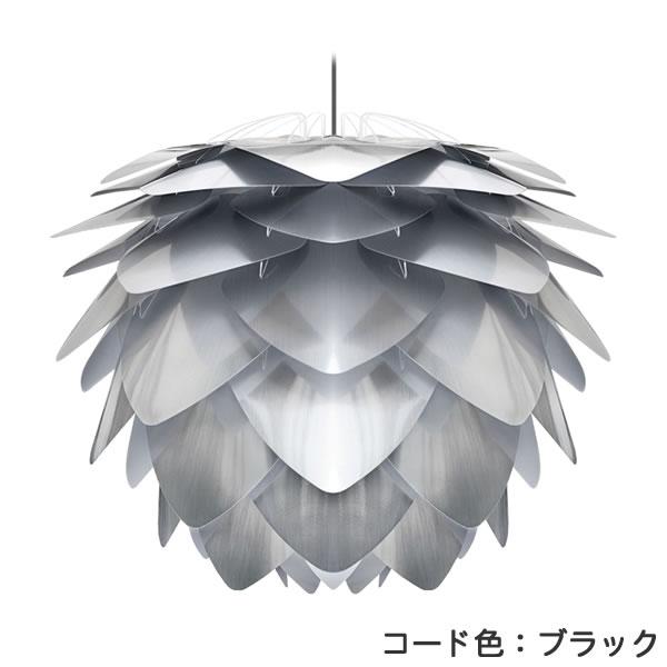 ヴィータ(VITA)ペンダントライト シルヴィア スチール(Silvia steel)【北欧/おしゃれ】コード色ブラックの全体画像