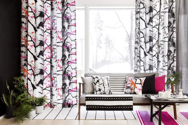 北欧ブランドの室内インテリア画像