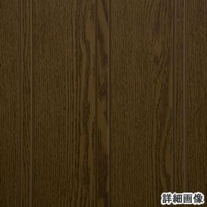 木製風窓付きパネルドア クレア ダークブラウン色(オーダー)【間仕切り/アコーディオン】の素材詳細画像