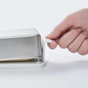 EAトCO バターケースコンテナ【保存容器】の開け方画像