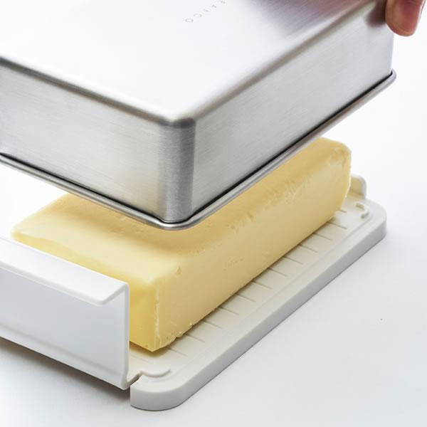 EAトCO バターケースコンテナ【保存容器】の使用画像