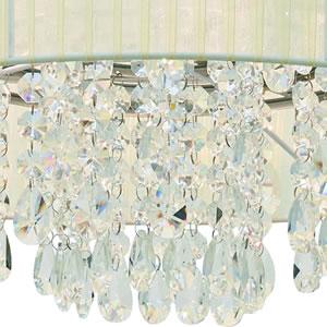 シーリングライト ドレ プラス 6畳〜8畳【おしゃれ/インテリア照明】ホワイトの詳細画像