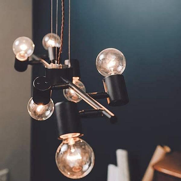 ペンダントライト ロトルア(Rotorua)【おしゃれ/インテリア照明】のリビング使用画像