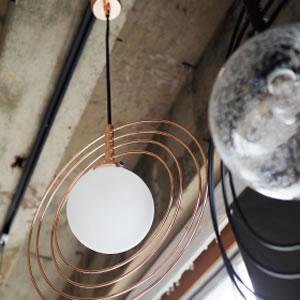 ペンダントライト シルケボー(Silkeborg)【おしゃれ/インテリア照明】の詳細画像