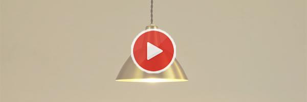 ペンダントライト オットーネ(Ottone)【おしゃれ/LED照明】の動画