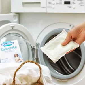 ドクターベックマン グローホワイト(漂白剤)【洗濯用品/UVプロテクト】の使用画像