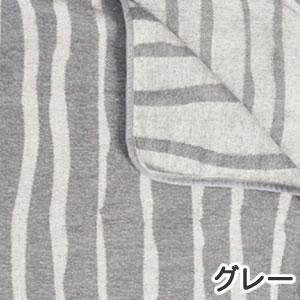 クリッパン(KLIPPAN)ライトコットンブランケット バンブー シングル W140×L180cm【北欧雑貨】グレーの詳細画像