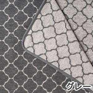 クリッパン(KLIPPAN)ライトコットンブランケット ヨーディス シングル W140×L180cm【北欧雑貨】グレーの詳細画像