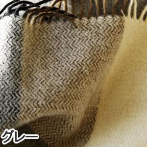 クリッパン(KLIPPAN)スローケット イネス W130×L200cm【北欧雑貨】グレーの詳細画像