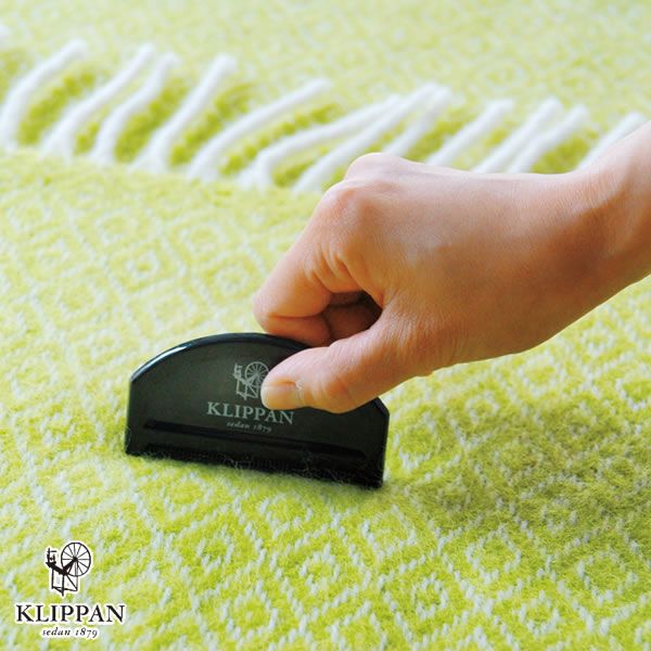 クリッパン(KLIPPAN)ウールコーム【北欧雑貨】の使用画像