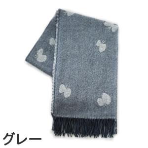 クリッパン(KLIPPAN)ストール CHOUCHO(ポケットなし)【おしゃれ/北欧ファッション】グレーの全体画像